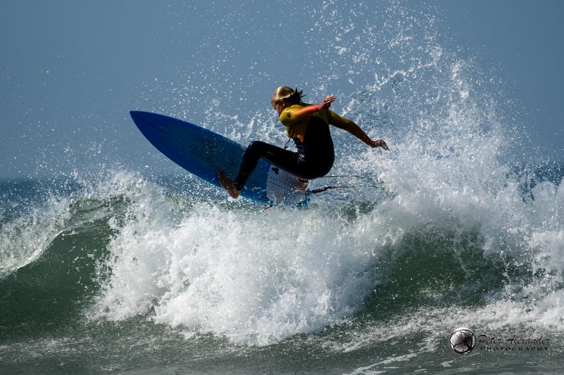Ventura Surfing