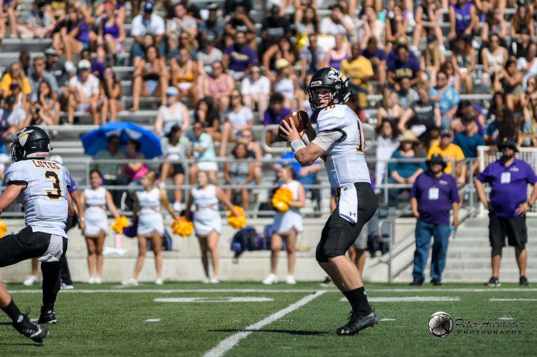 CLU vs PLU Football Game