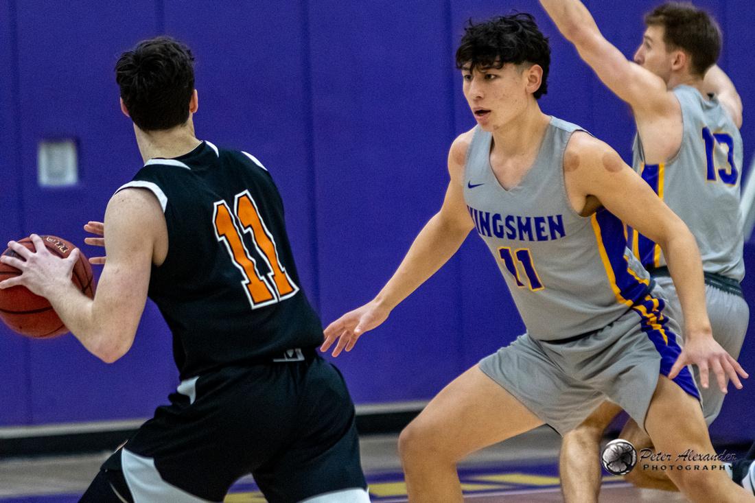 CLU vs Oxi Men's Basketball
