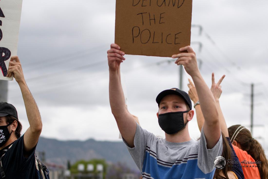 Black Lives Matter Simi Valley