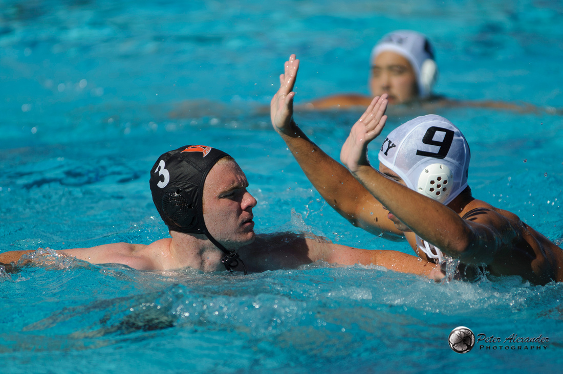 Oxy vs Ventura CC Water Polo